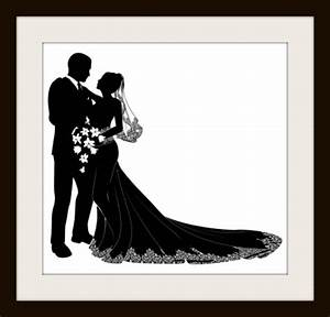 Wedding Couple Silhouette Cross Stitch and 39 similar items
