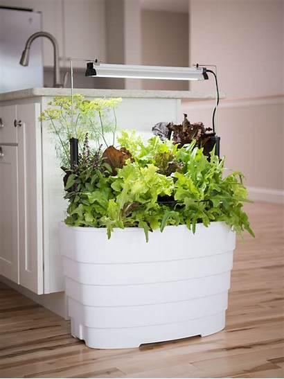 Garden Kit Indoor Grow Led Gardener Planter