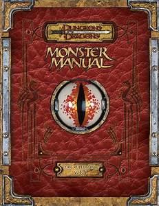 Premium Dungeons  U0026 Dragons 3 5 Monster Manual With Errata