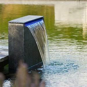 Lame D Eau Bassin : d couvrez notre gamme dekit fontaine de jardin ubbink ~ Premium-room.com Idées de Décoration