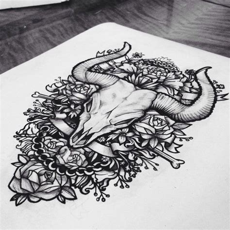 Beautiful Tattoo Sketches For Your Inspiration Art