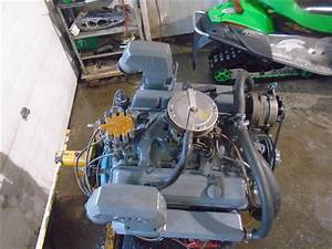 Omc 230  5 0 305 Chevy V8 Engine Motor Omc 230 Hp 5 0 305