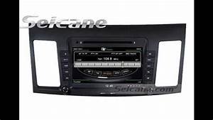 Oem Mitsubishi Lancer Sat Nav Radio Dvd Player Support Hd