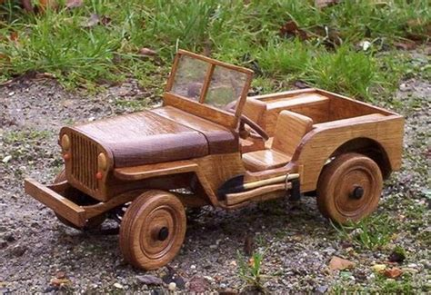 plans  wood jeep toy   uk ewillys