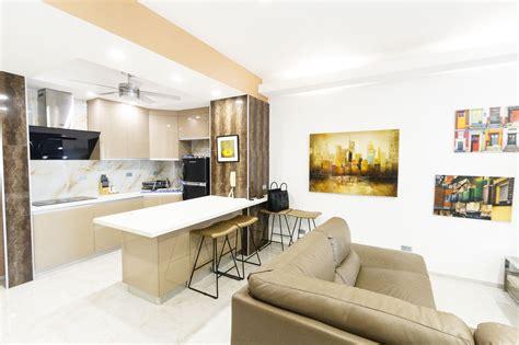 bedroom condo  rent  cebu business park