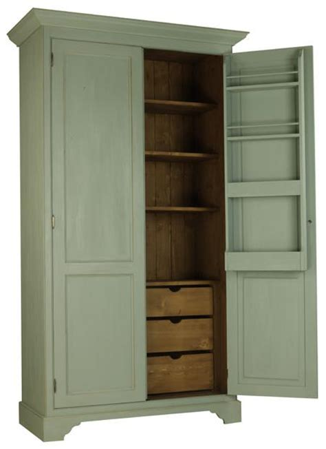 freestanding pantry free standing kitchen larder for the home pinterest kitchen larder standing kitchen and