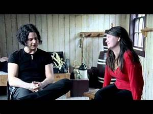 Jack White tells Meg to explain to a reporter that he does ...