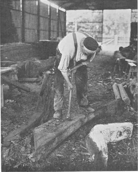 early woodworker  life tools  methods part