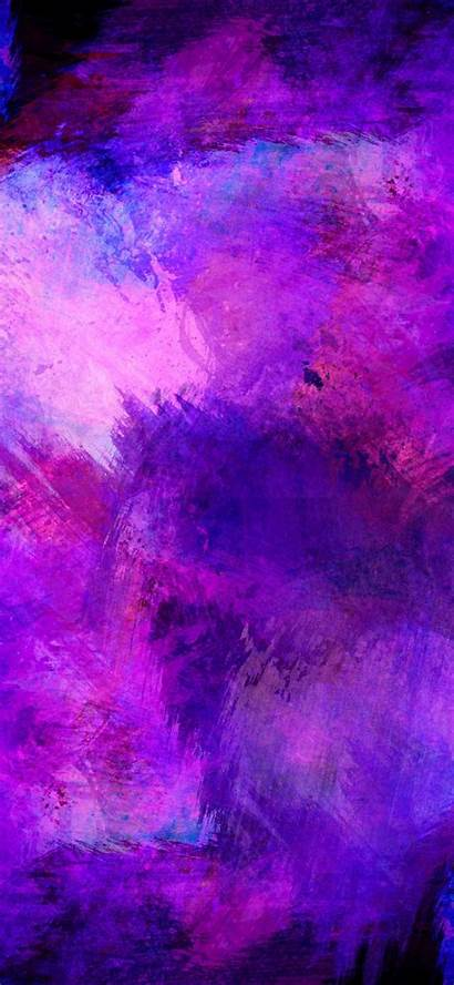 Purple Paint Iphone Texture Wallpapers Stain Abstract