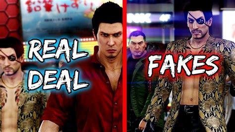 yakuza   song  life fake kiryu clan invasion