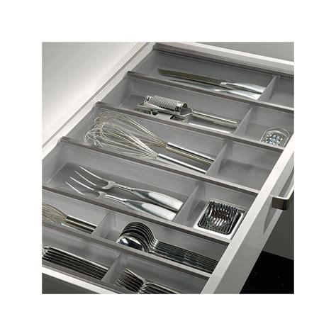 range couverts tiroir cuisine range couverts cuisio pour tiroir de 450 mm