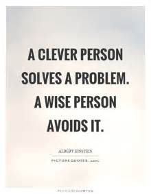 Einstein Clever Person Quotes
