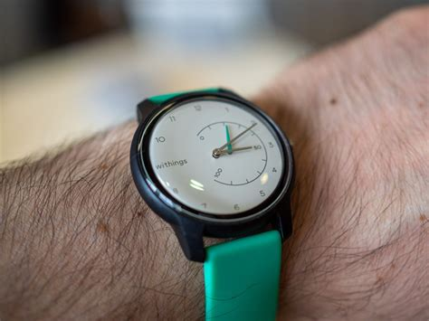 Withings Move review: Respect the simplicity | Android Central
