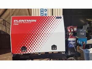 2019 Plantman P800 For Sale