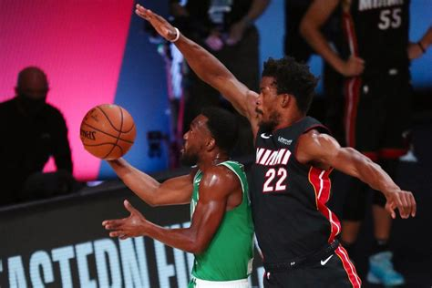 NBA: One to go! Miami Heat have one leg in the Play Off ...