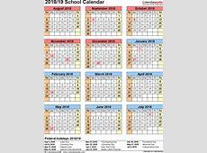 2018 2018 School Year Calendar Template Beautiful