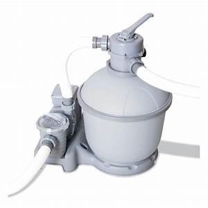 Filtre A Sable Bestway : bestway filtre sable flowclear m h filtre ~ Voncanada.com Idées de Décoration