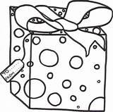 Coloring Gift Sheet Drawing Printable Sheets Getdrawings Coloringhome sketch template