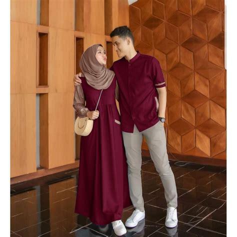 Jual baju kondangan terbaru baju dress bridal premium original solo. Muslim Wanita Cowok Couple Murah Baju Muslim Kekinian ...