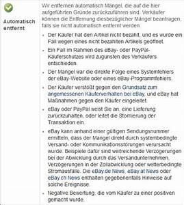 Positive Bewertung Schreiben : rechtslage negative bewertung bei ebay rechtsanwalt ~ Buech-reservation.com Haus und Dekorationen