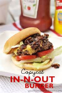 In-N-Out Burger Recipe Copycat
