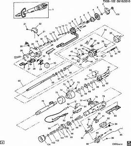 Chevrolet P30 Spring  Steering Column  Transmission