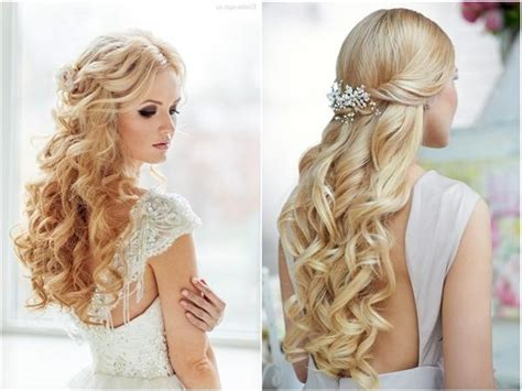 Wedding Hairstyles Down : 15 Inspirations Of Long Hairstyles Down For Wedding