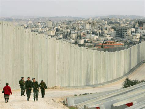 israeli firm  gaza barrier eyes donald trumps