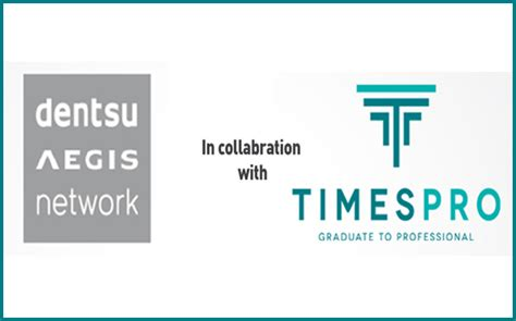 graduate diploma in digital marketing dentsu and timespro collaborate to offer post graduate