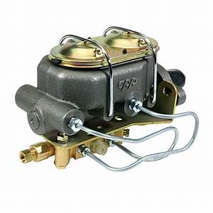 Manual Master Cylinder  U0026 Proportioning Valve Kit