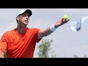 Men's Tennis Highlights - NCAA Semifinals - YouTube