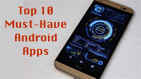 top   android apps  youtube