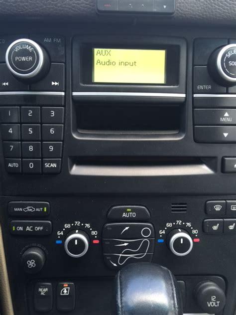volvo xc   aftermarket navigation car stereo upgrade
