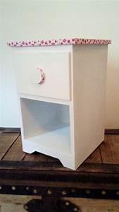 1000 idees a propos de table de chevet blanche sur With chambre bébé design avec petit arbuste fleuri persistant