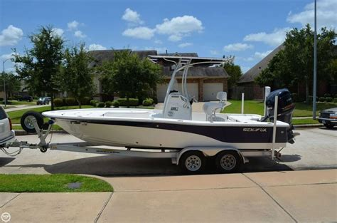 Used Sea Fox Boats In Texas by Used Center Console Sea Fox Boats For Sale 4 Boats