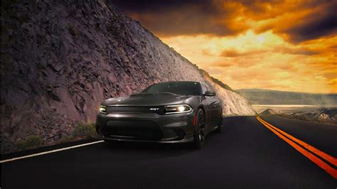 dodge charger srt hellcat  wallpaper hd car
