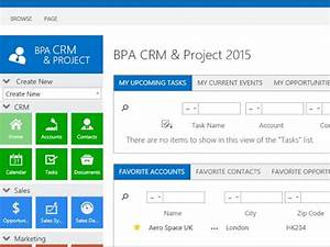 Sharepoint Dashboard Bpa Crm 2015 For Microsoft Sharepoint Youtube