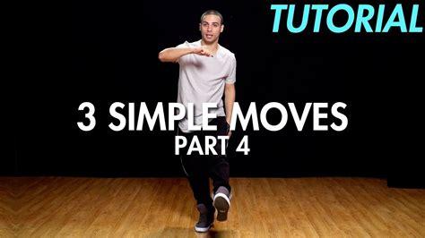 3 Simple Dance Moves For Beginners  Part 4 (hip Hop Dance Moves Tutorial)  Mihran Kirakosian