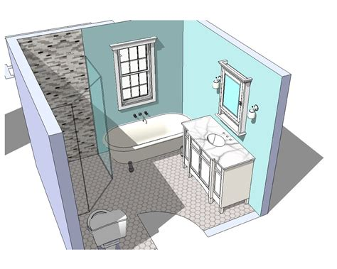 Avenues Bathroom Remodel