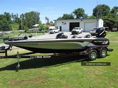 Nitro Bass Boat Z8 by 2011 Nitro Z8