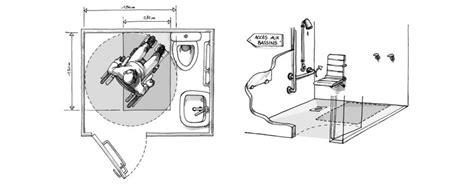 norme pour toilette handicape wc pmr erp id 233 es novatrices de la conception et du mobilier de maison