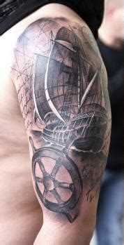 nautical  sleeve tattoos designs ideas  meaning