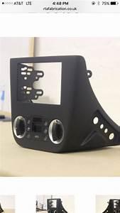 Tt Mk1 Double Din Stereo Fascia