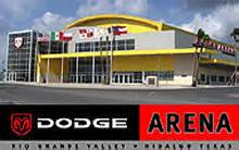 Dodge Arena Hidalgo by Tourist Attractions In The Grande Valley