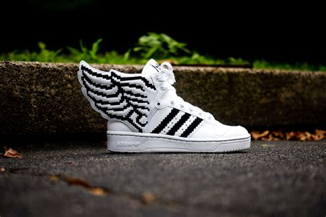 Adidas X Jeremy Scott Js Wings 2.0