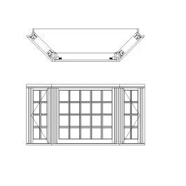 pin  window cad blocks window cad models