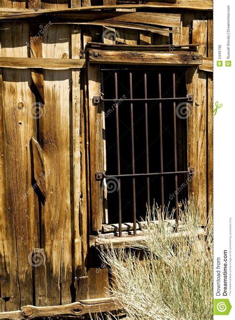jail cell stock photo image  bars ruins