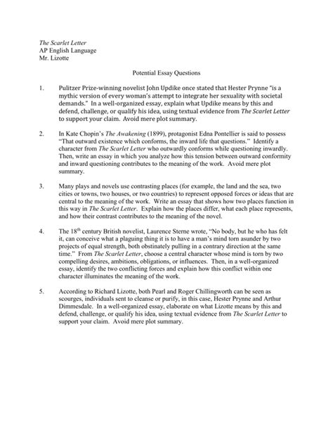 scarlet letter summary awesome scarlet letter summary cover letter exles 30699
