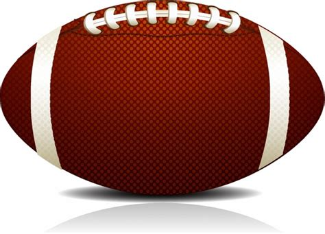 football vector clipart   cliparts