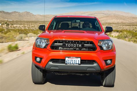 Tacoma is unchanged for 2015, although there is a new tacoma trd pro model available. Toyota Tacoma TRD Pro 2015: Primera Prueba